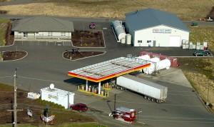 Masco Petroleum corporate office - Aberdeen, WA
