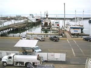 Masco Petroleum marine fueling - Westport, WA