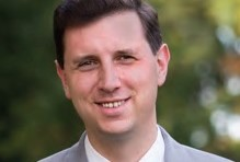 Image for A Conversation with RI General Treasurer Seth Magaziner