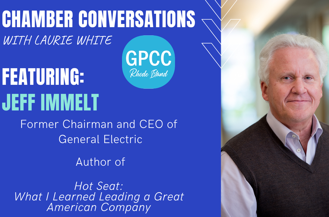 Image for A Chamber Conversation with Former GE CEO Jeff Immelt