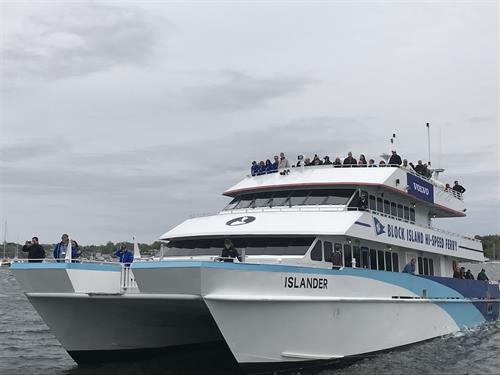 Spectator Boats - Volvo Ocean Race