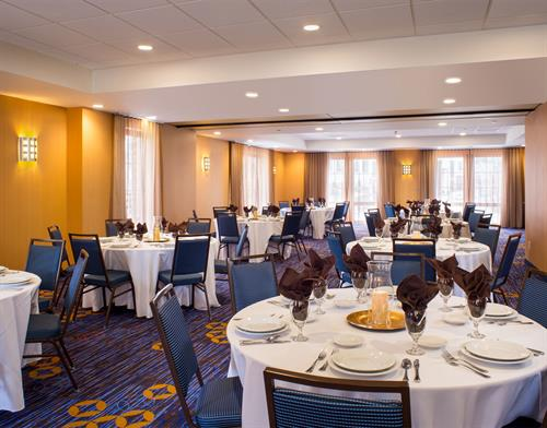 Hotel Banquet Setup
