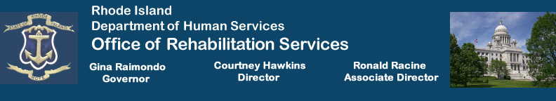 R.I. Dept. of Human Services/Office of Rehab. Services