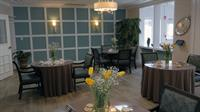 Our newly renovated dining room at Bethany Home.