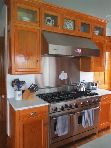 Custom period cabinetry