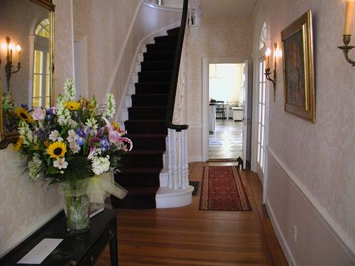 Providence 1810 Cooke House interior and exterior restoration