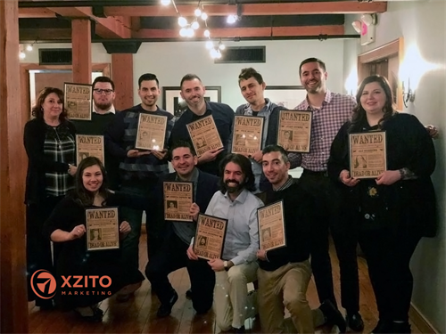 xzito team night