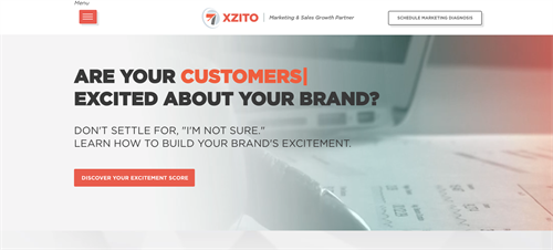 exciting marketing xzito
