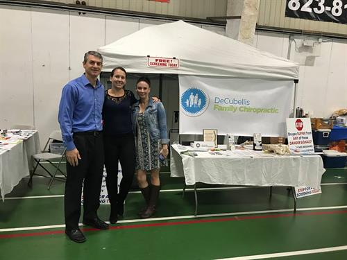 Pawtuxet Valley Wellness Day 2017
