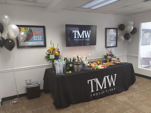 TMW Office Grand Opening