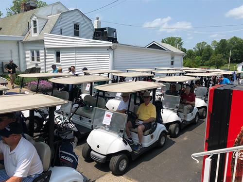 Ponaganset Education Foundation 3rd Annual Golf Tournament
