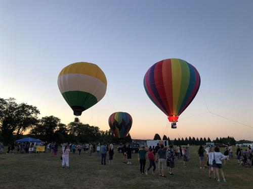 South County Balloon Festival 2018