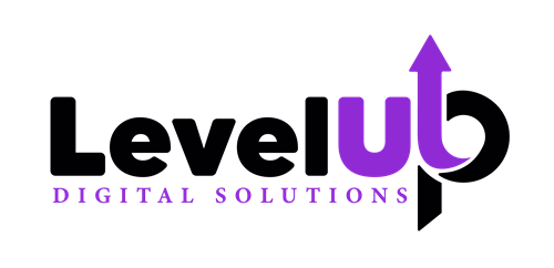 levelup digital solutions logo