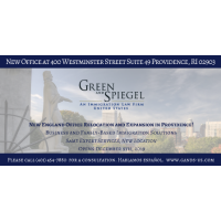 Growth at Green and Spiegel New England Prompts Move to Larger Location