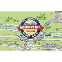Welcome New Member Discovery Map of Providence