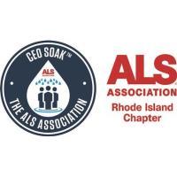 ALS Association RI Chapter Announces the  First Annual CEO Soak-Rhode Island Event