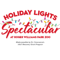 Holiday Lights Spectacular Lights Up Roger Williams Park Zoo