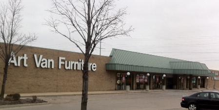 Art Van Furniture Burton, Michigan