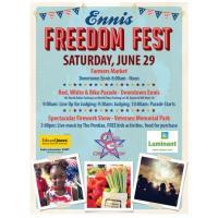Ennis Freedom Fest