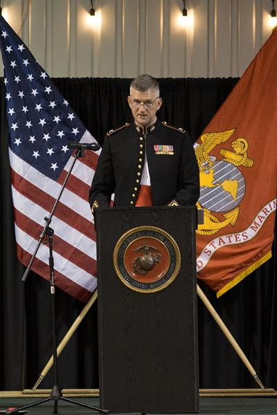Marine Corps Birthday Ball (2018) - Guest of Honor Comments