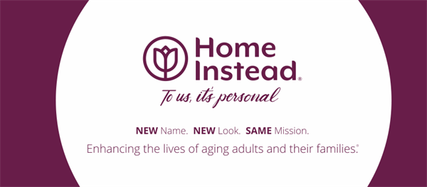 New Name. New Logo. Same Mission