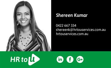 HR to U Services