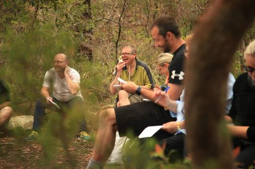 Professional development in the bush, the ultimate place to connect and grow
