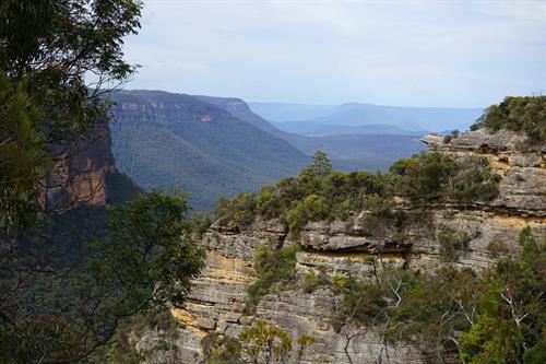 Blue Mountains National Park providing Sydney-based groups with so much opportunity for adventure