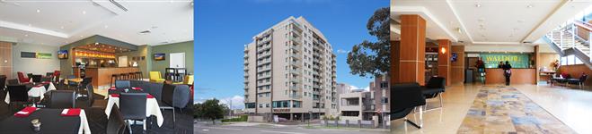 Nesuto Parramatta Apartment Hotel