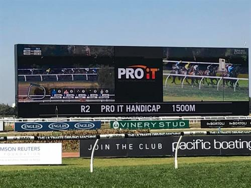 Annual PROIT Sponsored ASX Charity Race Day