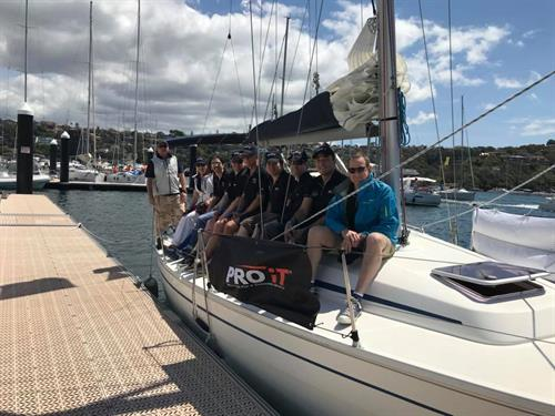 Annual PROIT ASX Sponsored Regatta