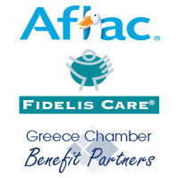 2020 Health Insurance with Aflac, Fidelis Care and Greece Chamber Benefit Partners. Open to the public; all are welcome to register!