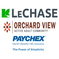 Chamber Member Networking - Featured Businesses LeChase, Orchard View Senior Apartments, and Paychex
