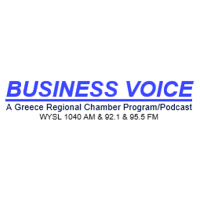 Business Voice Tonight at 4 pm on WYSL