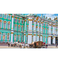 Travel Imperial Russia with Collette  - Reservation Deadline 10/22/2021
