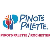 WIN Virtual Meeting and Painting Demonstration with Josie at Pinot's Palette