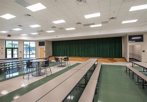 Lake County Schools Cypress Ridge Elementary Cafetorium Addition