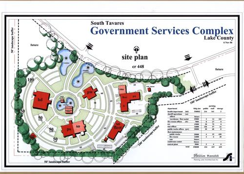 Lake County Government Buildings Master Plan