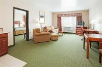 Two room suite; living room