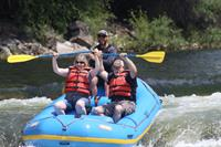 Everybody loves rafting!