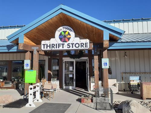 Home of the Valley's premiere Thrift Store...