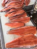 Beautiful kokanee salmon fillets!