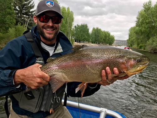 Fishing Trips with Willowfly Anglers
