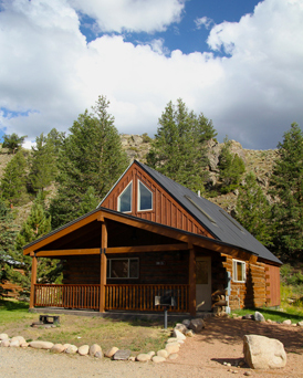 Variety of cabin sizes and prices