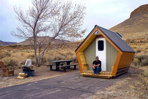 Camping-Blue Mesa Adventure Pods