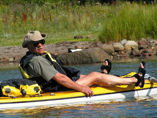 kayak and SUP rentals