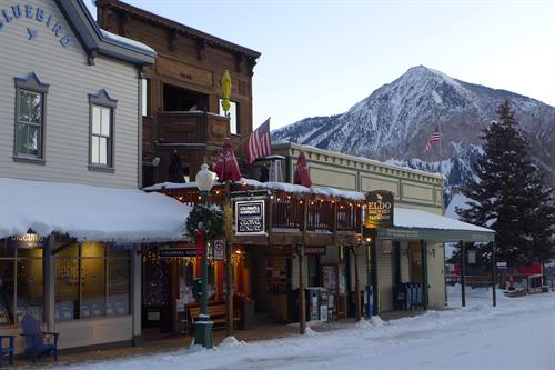 Crested Butte Elk Avenue Office - 215 Elk Avenue