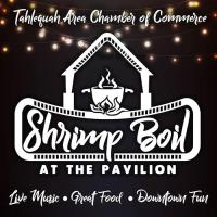 Shrimp Boil At The Pavilion