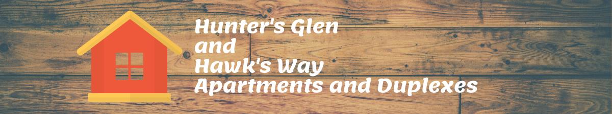 Hunters Glen and Hawk's Way Property Rental