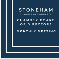 Stoneham Chamber Board of Directors Meeting